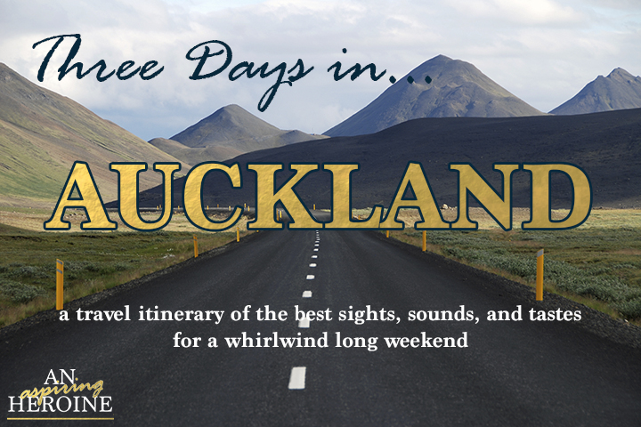 auckland travel itinerary
