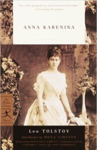 Anna Karenina - What I Plan to Read in 2016 // www.anaspiringheroine.com