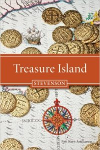Treasure Island - What I Plan to Read in 2016 // www.anaspiringheroine.com