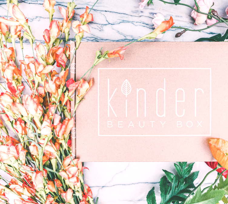 Today I'm celebrating six months of the Kinder Beauty Box by sharing my 10 favorite products! Kinder Beauty Box is a monthly subscription that includes natural, cruelty-free makeup and skincare. | An Aspiring Heroine