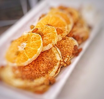 Ricotta & Butternut Squash Pancakes
