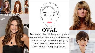 Kenali Model Rambut Yang Cocok Untuk Wajah Anda Anasta45