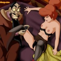 Rasputin wants Anastasia to be completely nude...