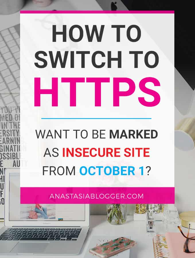 How to Switch your Blog to HTTPS | SSL Certificate - Grow your Blog Traffic, SEO Tips for bloggers