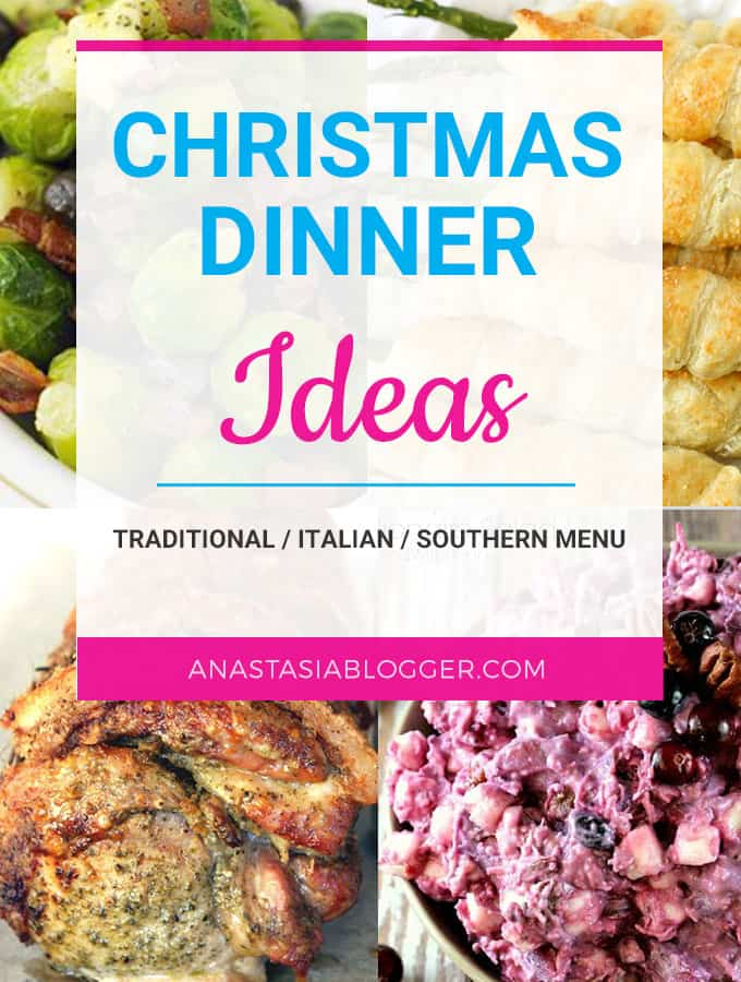 christmas dinner menu ideas easy and elegant traditional italian and southern christmas dinner menu