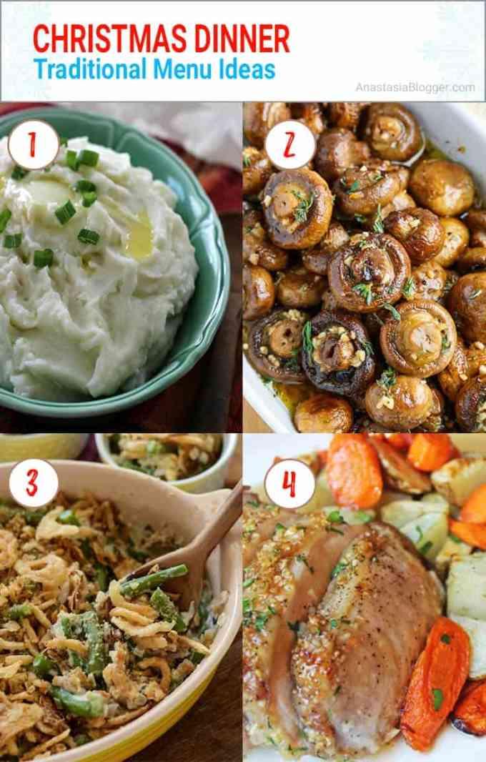 92 easy food ideas for christmas dinner simple - Simple Christmas Dinner Ideas