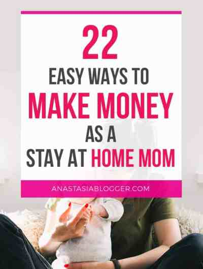 22 Easy Ways to Make Money at Home in 2019 | Make Extra Money!