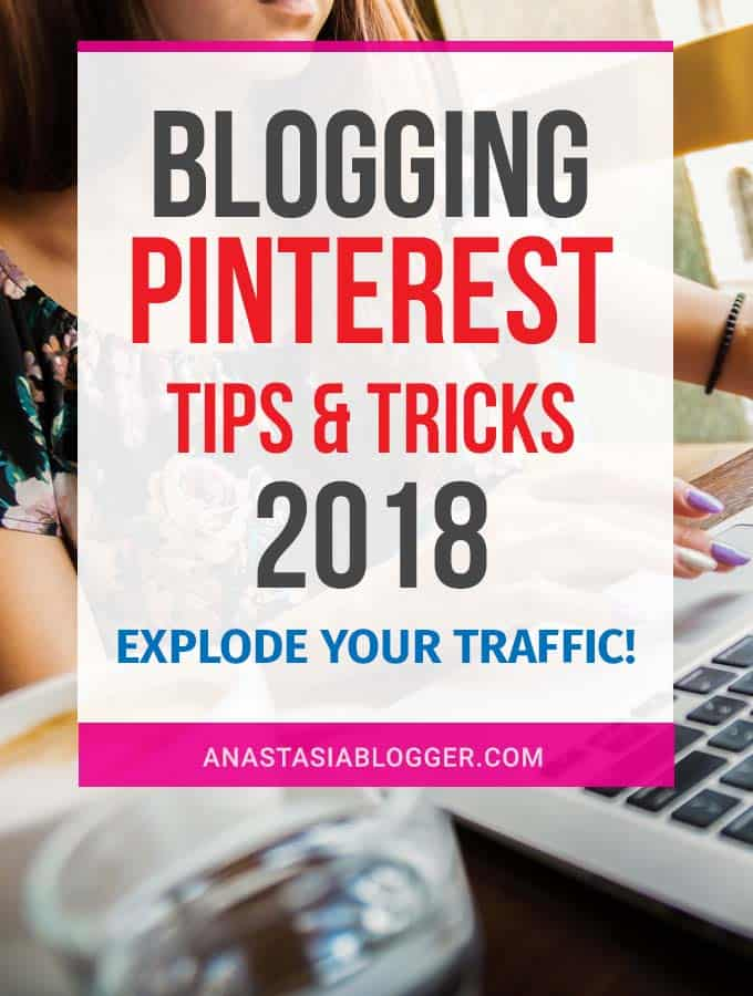 blogging pinterest tips