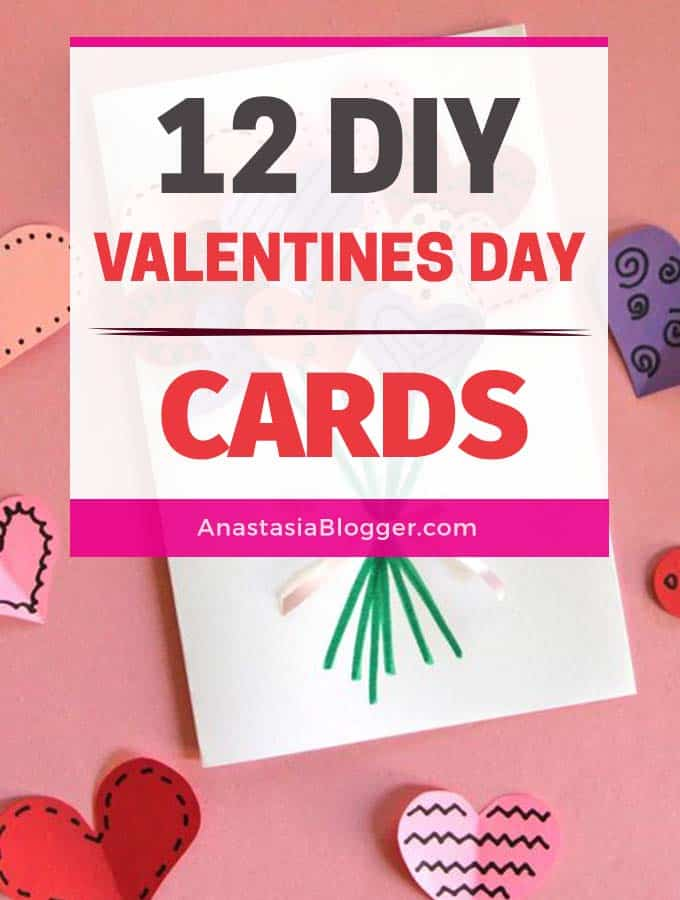 Diy Valentines Day Cards Funny And Cute Ideas For Handmade Cards