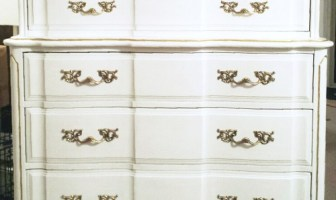 How to Put a Dresser Back Together