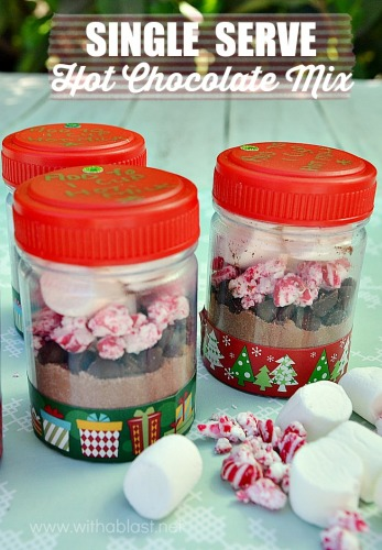 Single Serve Hot Chocolate Mix-P