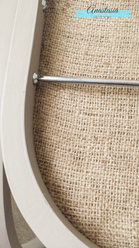 bentwood rocking chair re-assembling