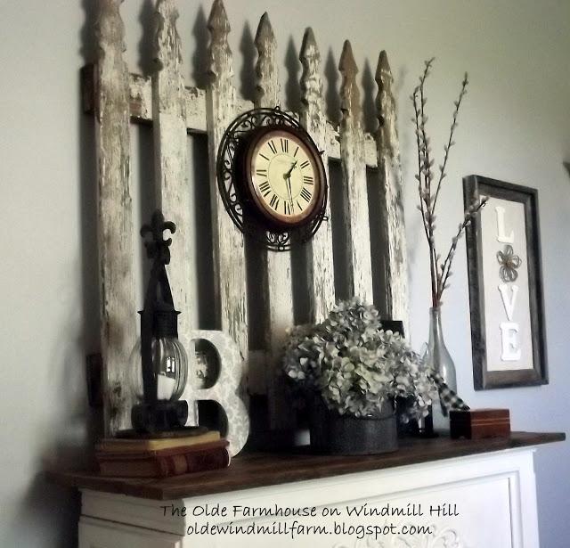 Unique Mantle Decorations