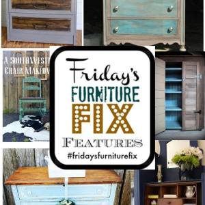 Friday's Furniture Fix Link Party {Week 4}