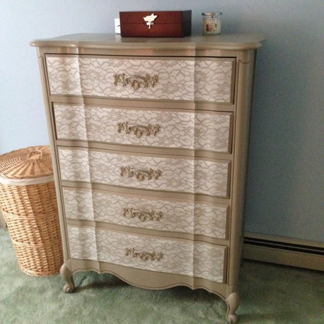 Lace Drawers
