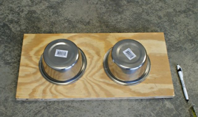 plywood bowls