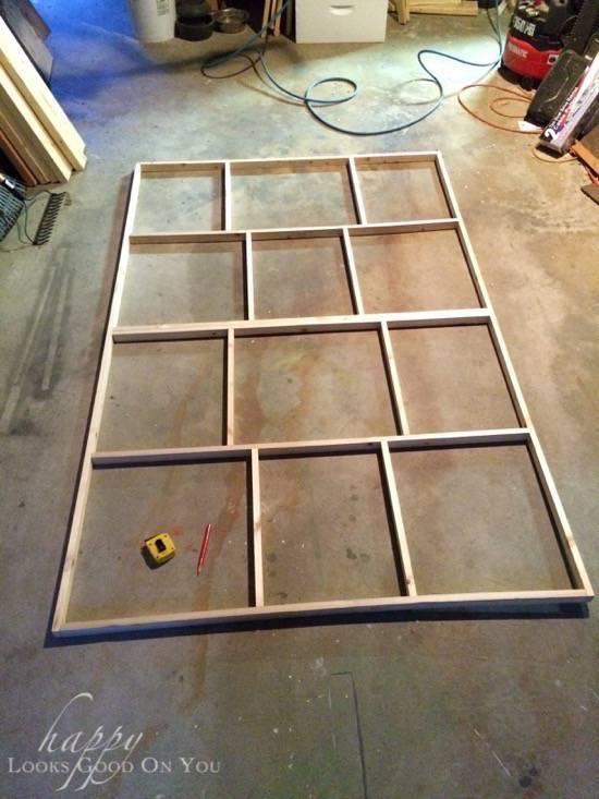 Building frame