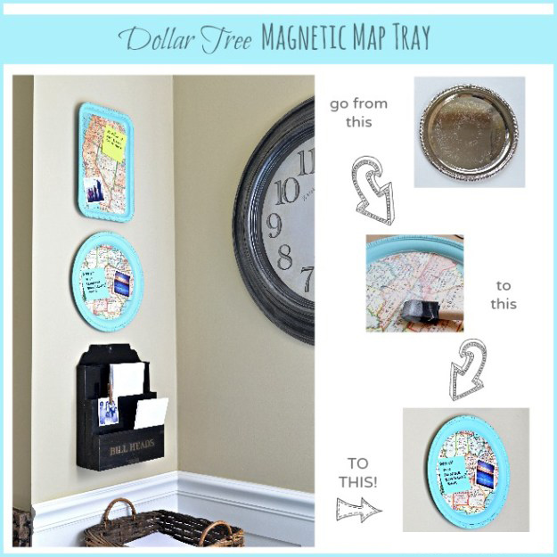 how-to-make-a-magnetic-map-tray