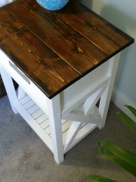 Nightstand DIY