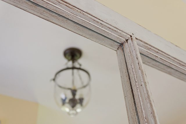 Window Frame Pane