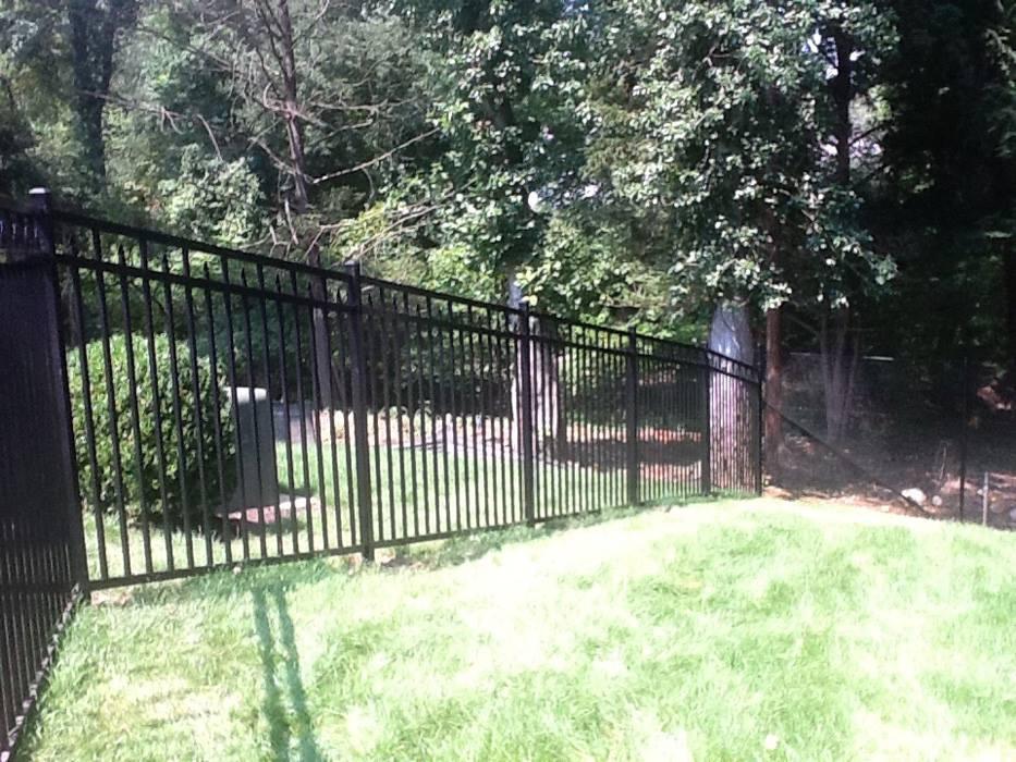 Aluminum Fences 5