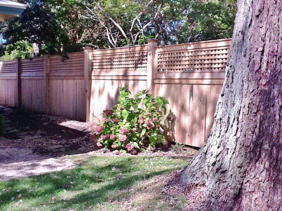 Tongue and Groove Fences 11