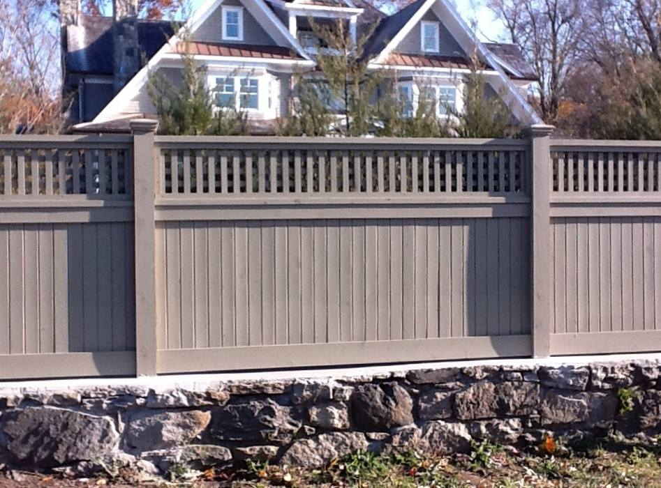 Tongue and Groove Fences 14