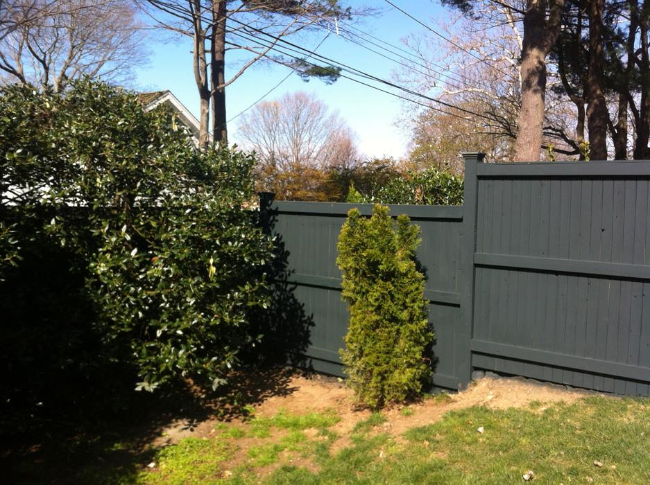 Tongue and Groove Fences 16
