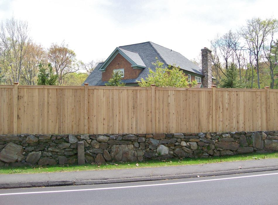 Tongue and Groove Fences 21