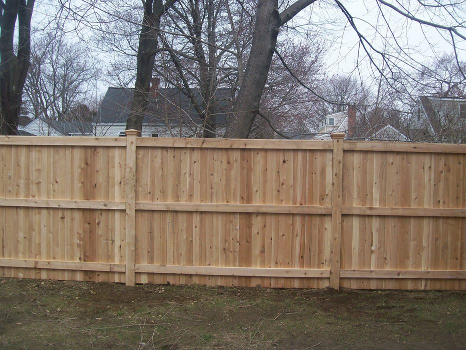 Tongue and Groove Fences 22