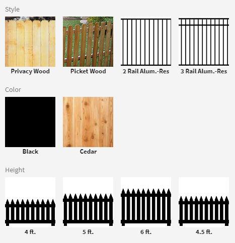 Pool Fence Options