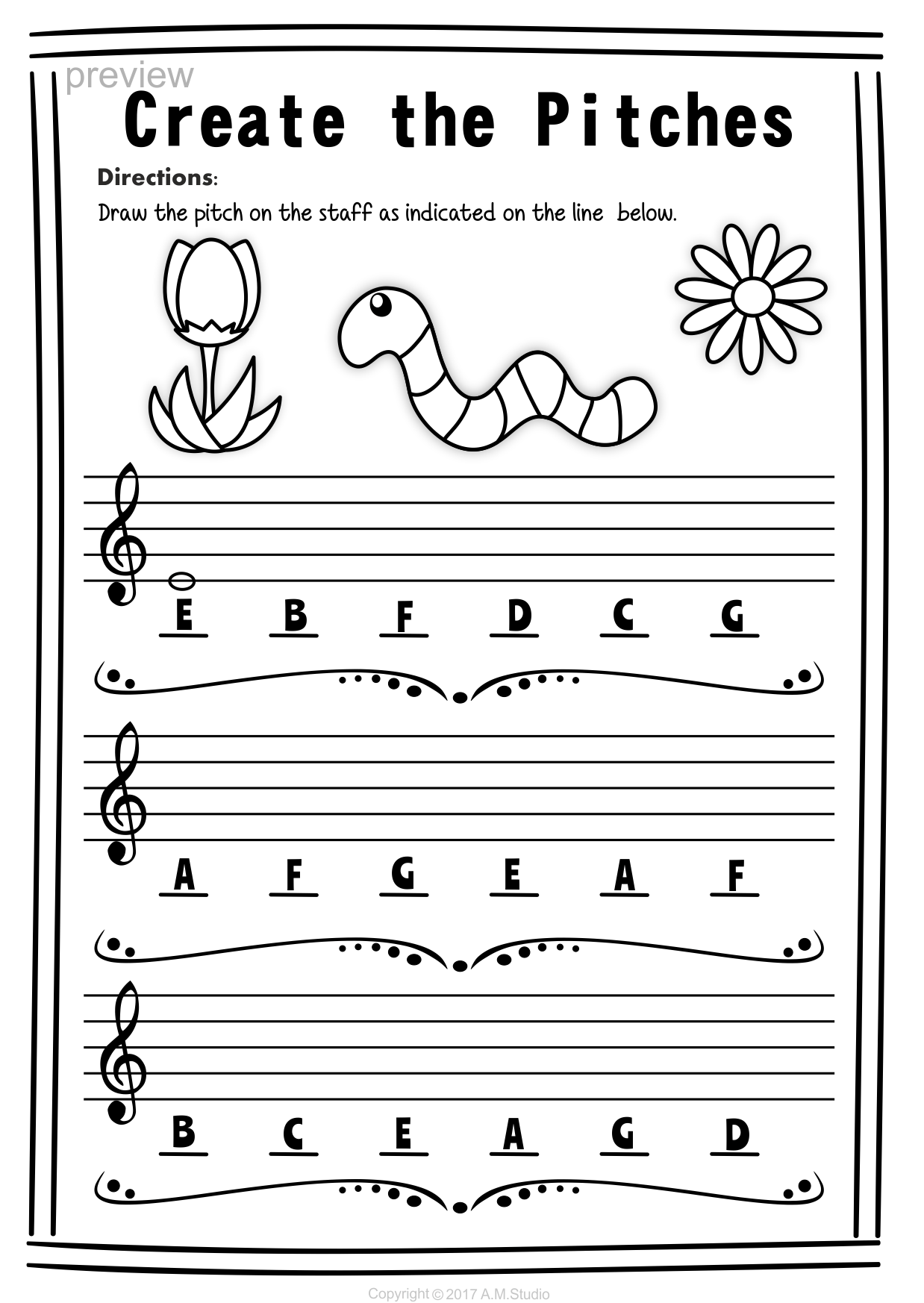 Worksheet Bass Clef Notes Worksheet Worksheet Fun Worksheet Study Site