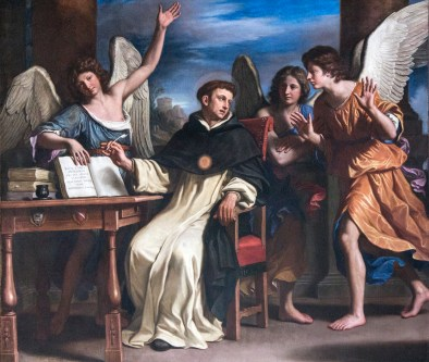 guercino-st-thomas-writing-assistant-with-angels-1662