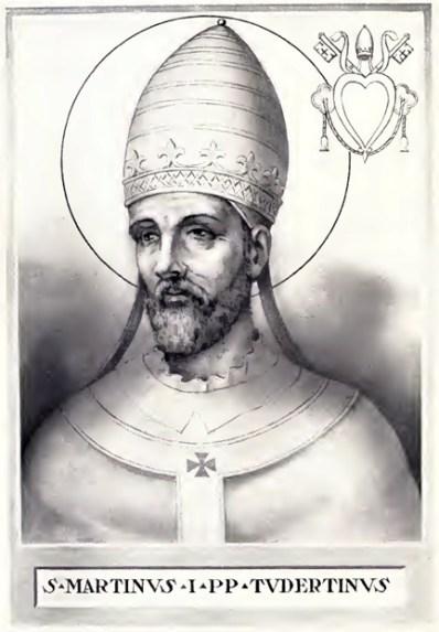 Pope_Martin_I_Illustration