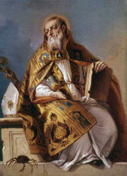 St Norbert founder and bishop
