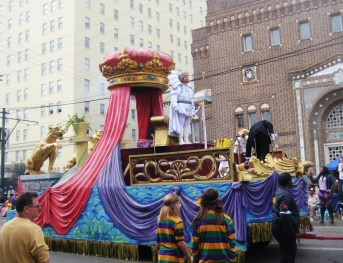 The Rex krewe