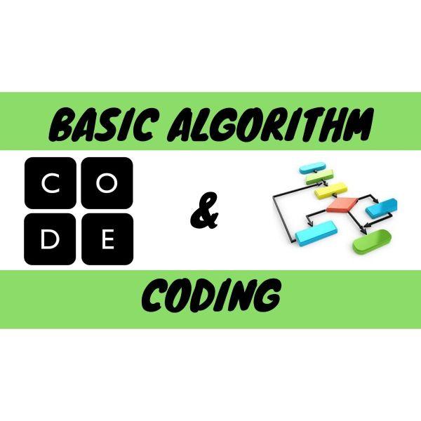Basic Algorithm And Coding