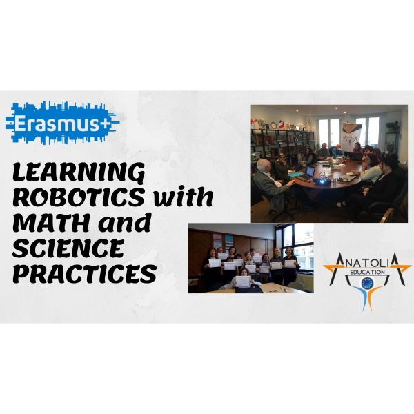 Learning Robotics with Math and Science Practices