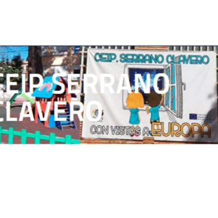 Ceip Serrano Clavero School Spain