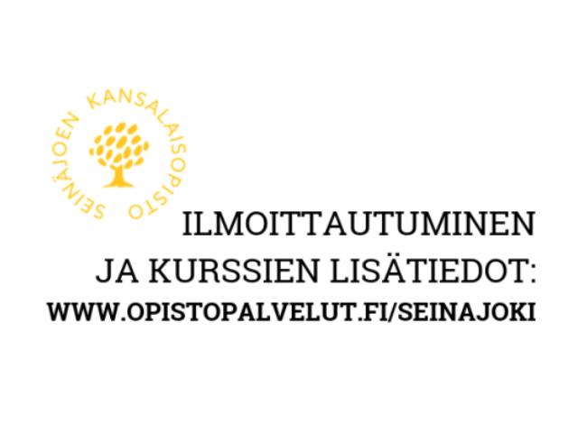 Seinajoki Kansalaisopisto Adult Education Finland