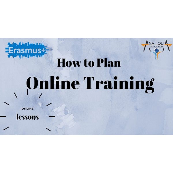 How To Plan Online Training