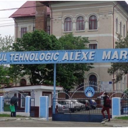 "Liceul Tehnologic ""Alexe Marin"""