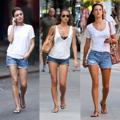 Looks com shorts jeans 2022