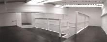 Picture of the empty studio