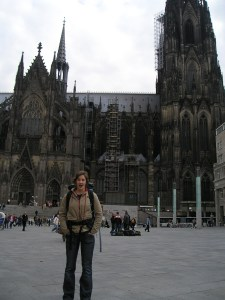 Jill in Cologne, Germany