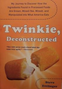 Cover image of Twinkie Deconstructed bookcover compressed