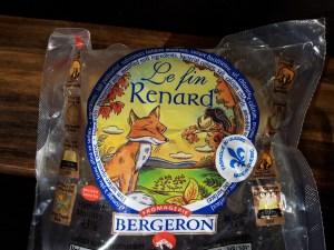Le Fin Renard Cheese
