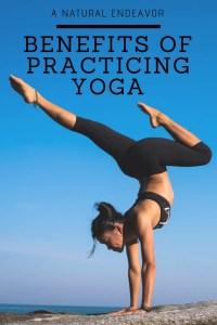 Benefits of yoga practice