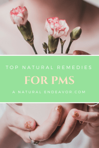 Natural remedies for pms menstrual pain