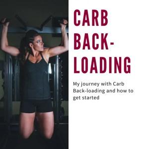 Carb Backloading